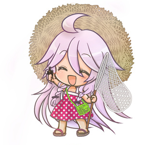 【IA】よいこの夏休みアクスタ【昆虫採集】