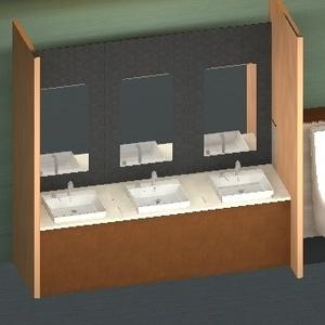手洗い器 S-001型