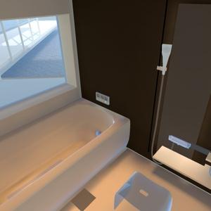 [VRChat]ユニットバス+独立浴槽セット(UB-001+F-002)