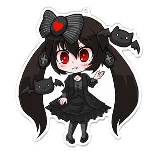 Blood Demon Miku