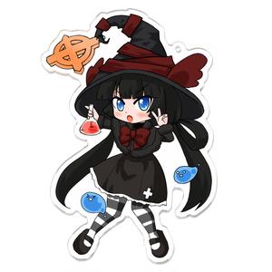 魔法少女アクリルキーホルダー