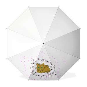 不敵なにゃんこ 長傘