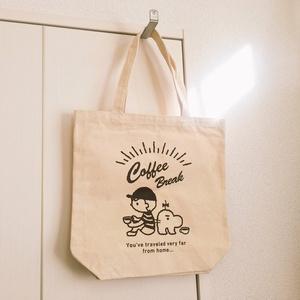 コーヒーブレイクトートバッグ〈MOTHER2〉