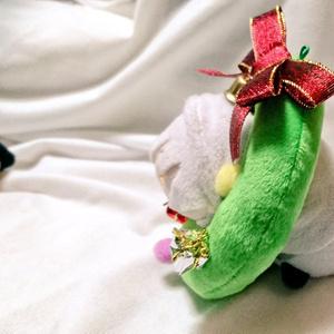 もちマス用 クリスマスリース