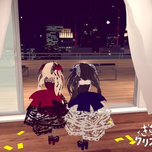 【オリジナル3Dモデル】VRM  凪 -ナギ-