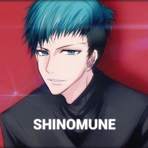 タートルネックシリーズ 缶バッチ SHINOMUNE