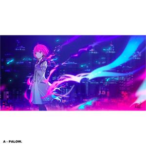【予約期間:11/22~1/7】花譜公式ファンアートパネル