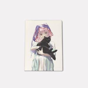 【花譜×shirone】缶バッジコレクションケース