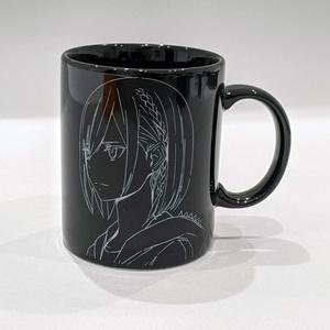【2月5日12:30販売開始】「理芽」横顔マグカップ