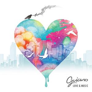 Guiano 1st Album「Love & Music」(2CD+セルフライナーノーツ)