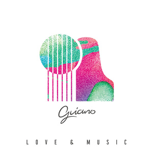 Guiano 1st Album「Love & Music」(2CD+セルフライナーノーツ)