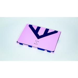 【販売期間:7/20~8/31】「HAYABUSA EXPERIENCE」公式グッズ-「隼」花譜メッセージカードセット