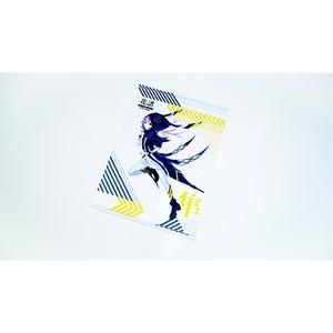 【販売期間:7/20~8/31】「HAYABUSA EXPERIENCE」公式グッズ-「隼」花譜タペストリー