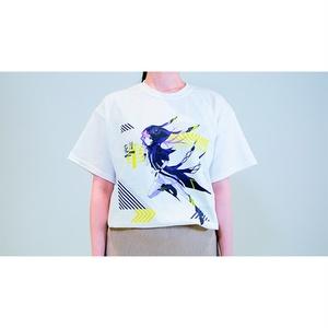 【販売期間:7/20~8/31】「HAYABUSA EXPERIENCE」公式グッズ-「隼」花譜Tシャツ