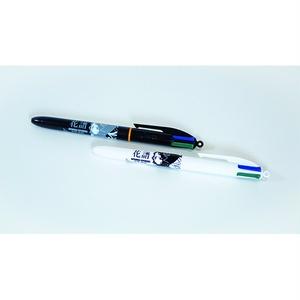 【販売期間:7/20~8/31】「HAYABUSA EXPERIENCE」公式グッズ-「隼」花譜4色ボールペン