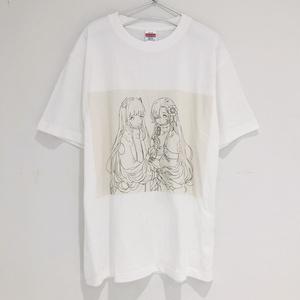 【8/15発売】COTD展・somunia×ヰ世界情緒コラボ楽曲付きTシャツ