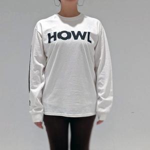 (先行予約:10/7~10/11)「HOWL」フォトロングスリーブTシャツ【DUSTCELL 2nd ONE-MAN LIVE HOWL】