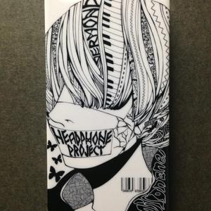 緋真煉neantnoirシリーズiPhone5/5sケース