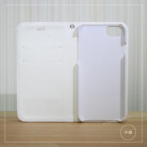 手帳型iPhoneケース(6/6s/7/8対応) 山姥切国広
