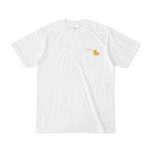 TORIのおしゃれなTシャツ