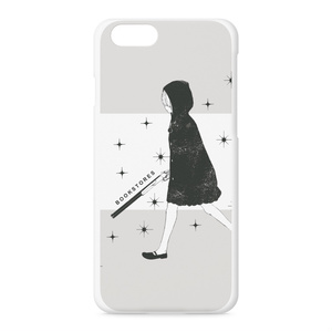 「little red riding hood 」iPhone用ケース iPhone 6 / 6s / 6 Plus / 7 / 7 Plus / 8 / 8 Plus / XS / X