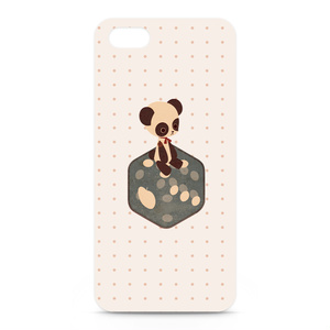 テディパンダ iPhone用ケース iPhone 5 /5 SE / 6 / 6s / 6 Plus / 7 / 7 Plus / 8 / 8 Plus / XS / X