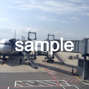 画像素材 空港