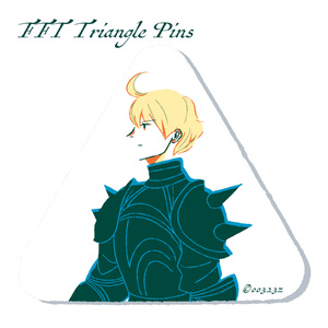 [SPARK13 新作] FFT PINS  -ラムザ-