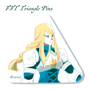 [SPARK13 新作] FFT PINS -アグリアス-