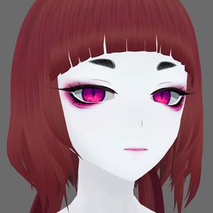 【VRoid用】ヘアテクスチャコレクション