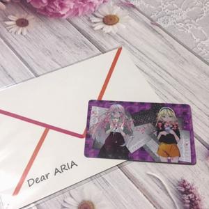 【SALE】Dear ARIA【IA&ONEコンピアルバム カード版】