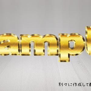 【Gold Metal】