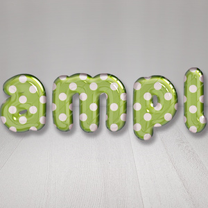 【Candy Cane(Green Dot)】