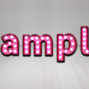 【Pink Lights】