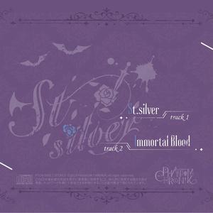 月詠あると1stソロシングル「St.silver」