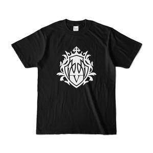 月詠家 紋章Tシャツ【黒】