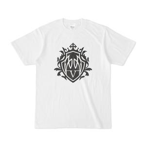 月詠家 紋章Tシャツ【白】