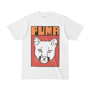 ピューマのTシャツ
