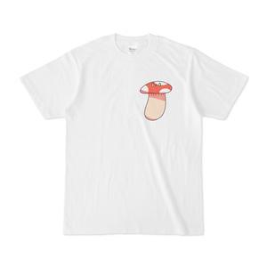 キノコのTシャツ