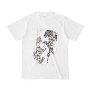 獣人騎士Tシャツ