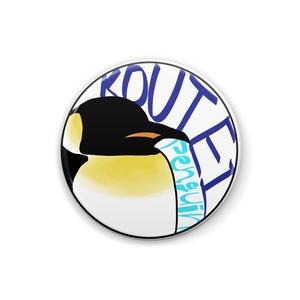 コウテンペンギン缶バッジ