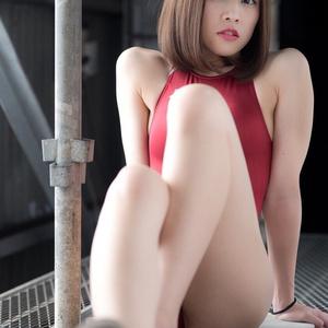 紅亜まり×競泳工場