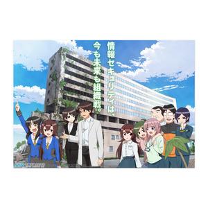 京姫鉄道セキュリティ啓発ポスター 2019夏 Ver.1.0 (こうしす!EE / NebulAI.HOSXI)