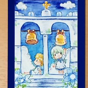 ポストカード①【人魚姫など】