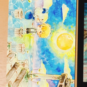 ③ポストカード【夜】