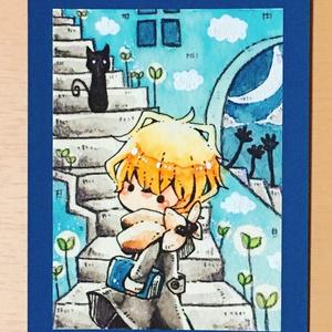 ポストカード④【シンデレラなど】