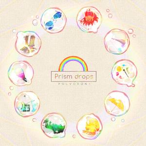 【CD】POLVORON+ 1st Album「Prism drops」