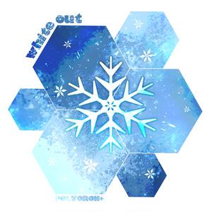 POLVORON+ 12th配信シングル「ホワイトアウト」
