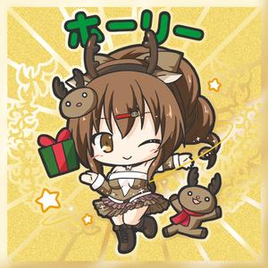 花騎士マンシール★5 No.06「ホーリー」