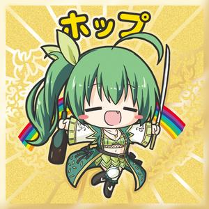 花騎士マンシール★5 No.07「ホップ」